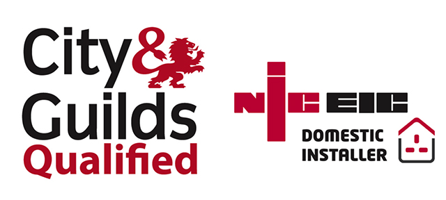 City & Guilds Qualified & NIC EIC Domestic Installer